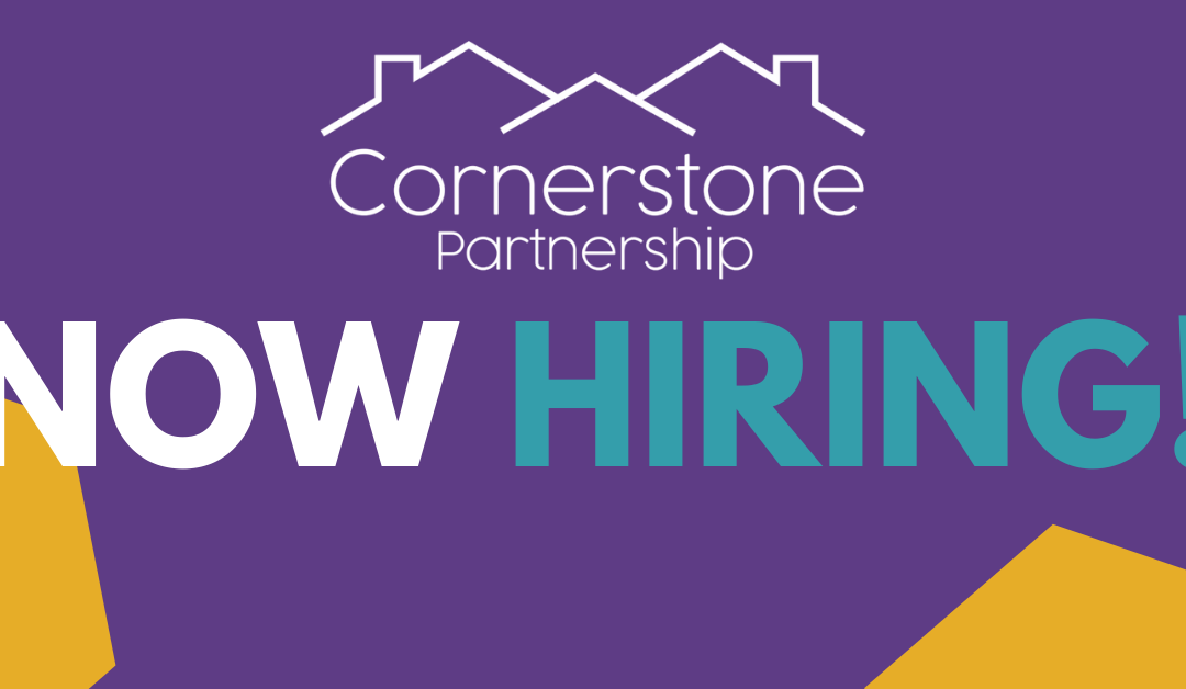 Team Cornerstone Continues To Grow!